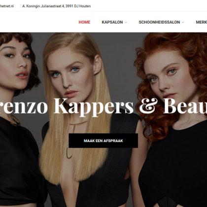 Geheel vernieuwde website voor Trenzo!